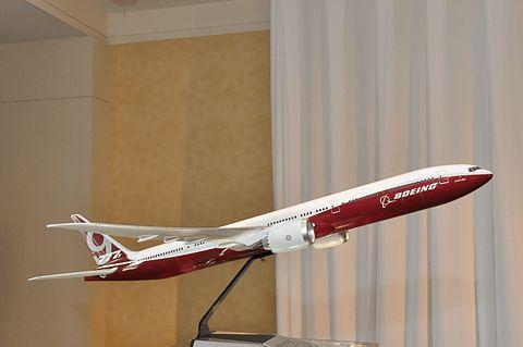 ボーイングの次世代旅客機「ボーイング 777X」開発プログラムにスバルなど日本メーカー5社が参加 / ボーイング 777と同様に、主要構造材の約21%をボーイングへ供給 - Car Watch
