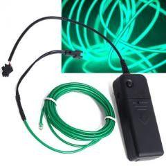 Neon EL(electroluminescent) draad - GROEN