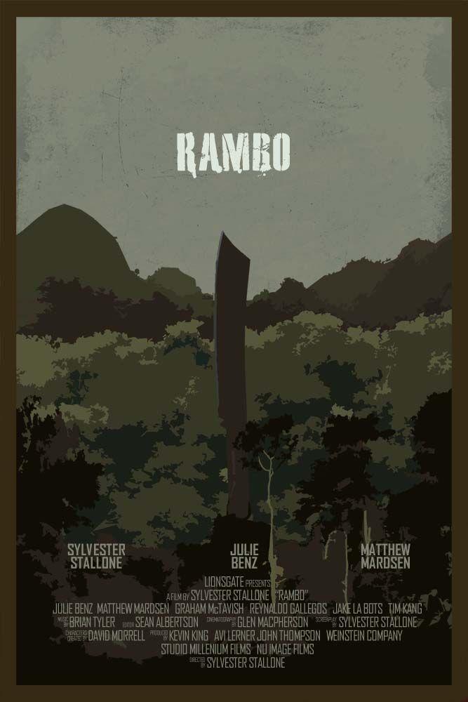 Rambo (AKA Rambo 4 / John Rambo) by edgarascensao.deviantart.com on @deviantART