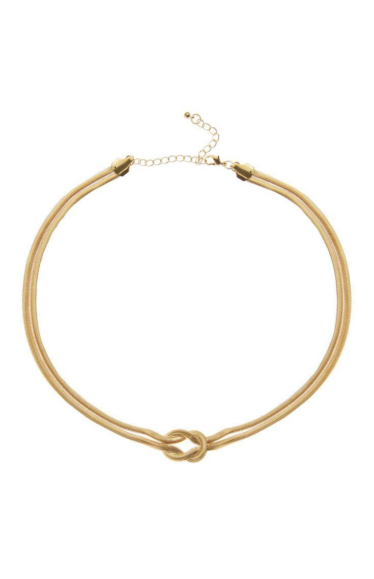 Bracelet guess noeud