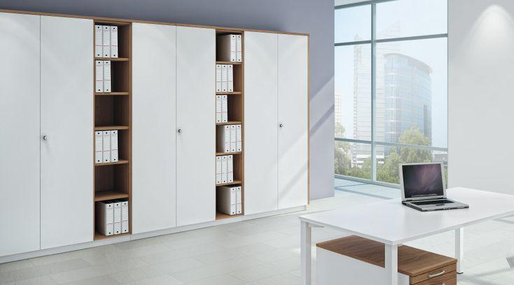Maatwerk kantoorkasten voor standaardprijs - Strating Dilling