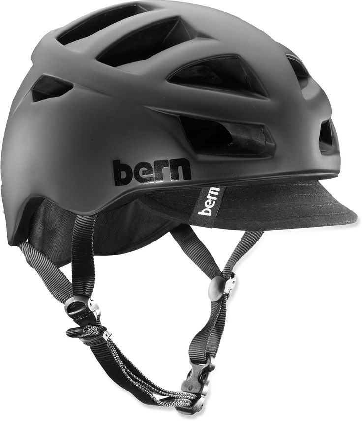 Bern Male Allston Bike Helmet