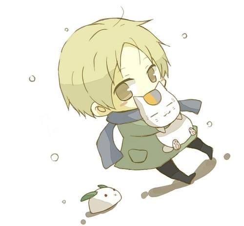 Natsume Yuujinchou ~~ Chibi in Snow