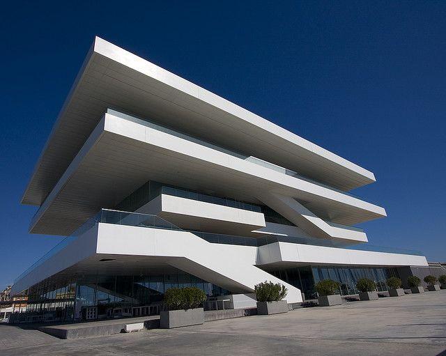 Edificio Veles e Vents, València - Revista CheCheChe