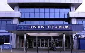 London City Airport http://www.kwikcarsuk.co.uk/#