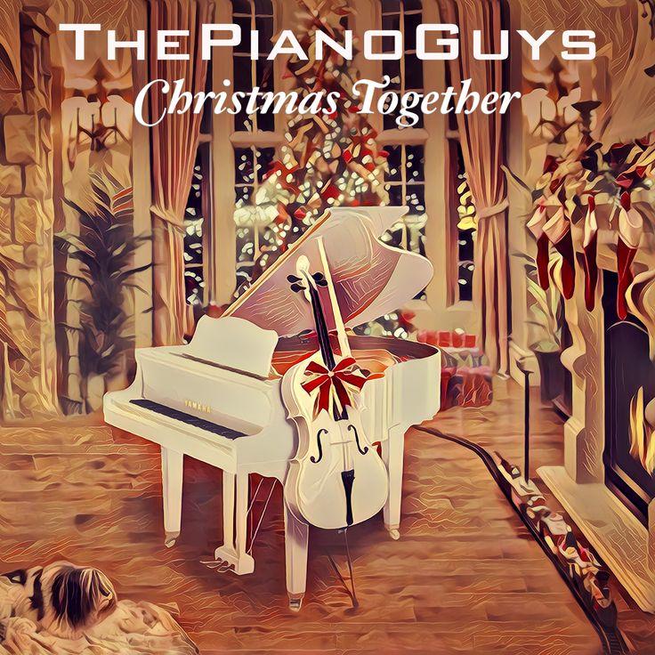 The Piano Guys Christmas Together Piano guys christmas