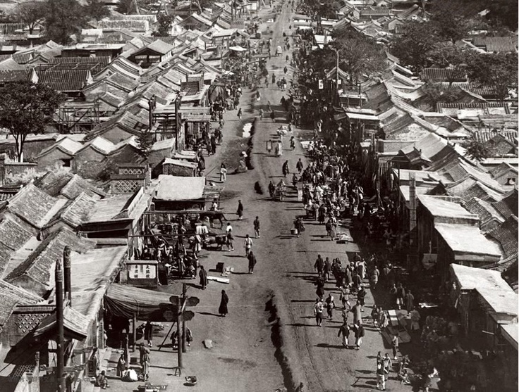 La vida cotidiana en Pekín a principios del siglo XX 5befd911a641642182caf305e975593f--ancient-china-beijing-china