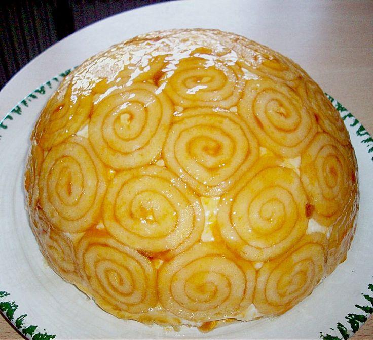Aprikosen - Charlotte, ein leckeres Rezept aus der Kategorie Torten. Bewertungen: 30. Durchschnitt: Ø 4,3.