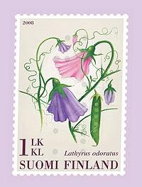 Stamp, Finland, €0.75
