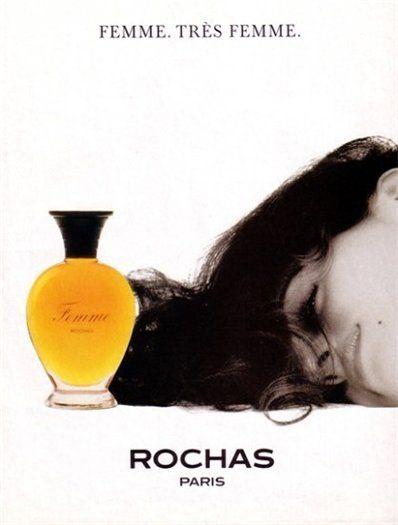 Image result for femme rochas 100ml/3.3oz eau de toilette spray perfume scent fragrance for women
