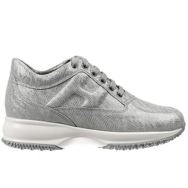 Hogan Sneakers ($265) ❤ liked on Polyvore