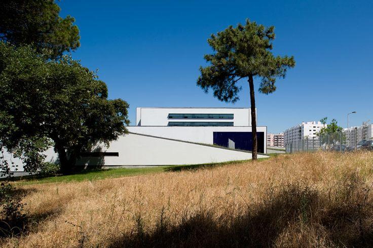 EST Barreiro Architect: ARX Portugal © Fernando Guerra, FG+SG Architectural Photography