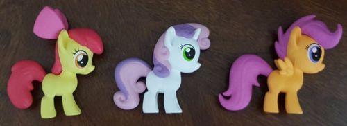 My-Little-Pony-Funko-Lot-of-3-Apple-Bloom-Sweetie-Belle-Scootaloo-Series-3