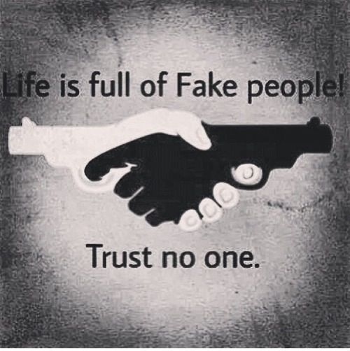 Trust No One #guns