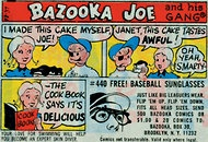 Funny Comics Papers from my childhood :)   Bazooka Gum Overhauls Brand and Loses Comic Strips - NYTimes.com