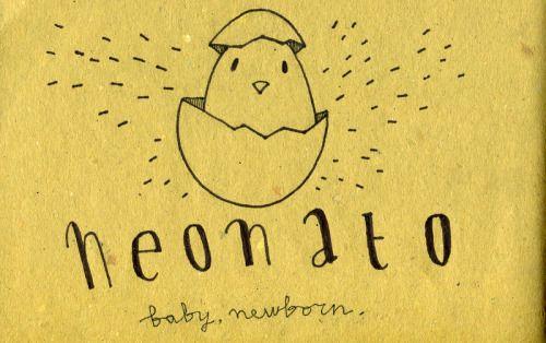Learning Italian Language ~ Neonato (newborn) IFHN
