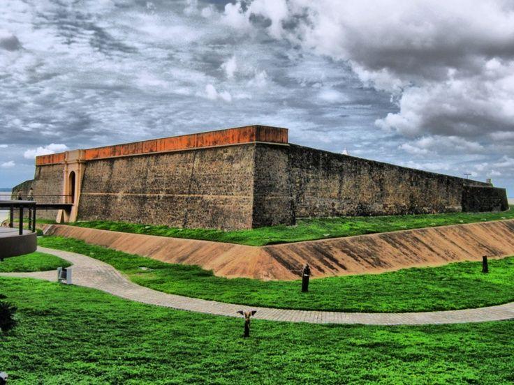 Forte do Presépio Belém Pará Brazil✳