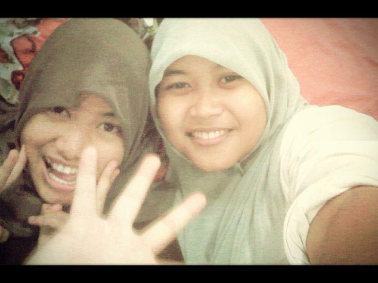 Indri & me <3