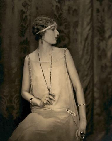Fashion in the twenties