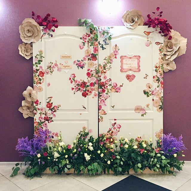 Сегодня у нас милейшая свадьба :) Алина и Максим  пусть ваша семья будет жить в безграничной любви :) #VSCOcam