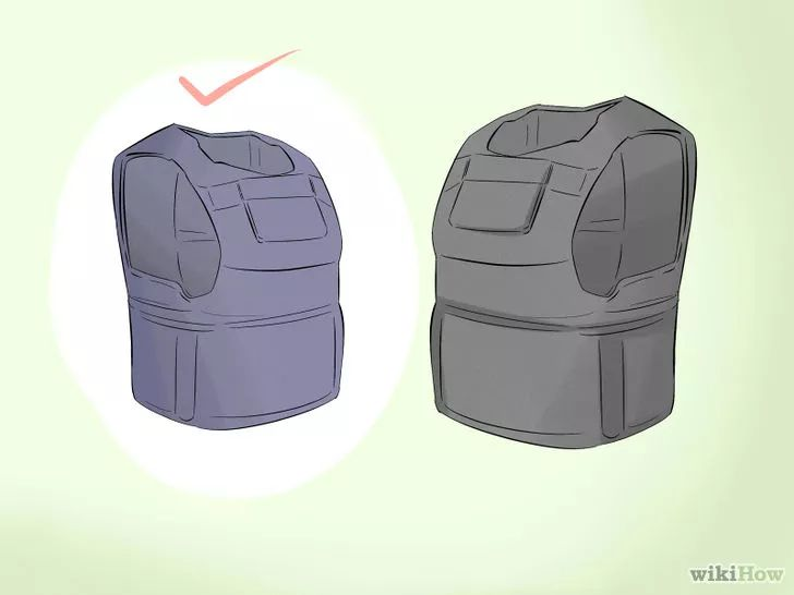 Imagen titulada Buy a Bulletproof Vest Step 5