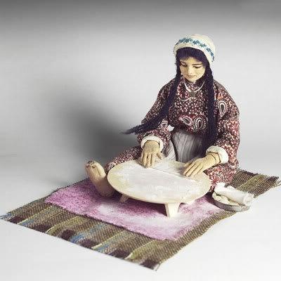 Folklorik Bebek - Kitre ~ Türk el sanatları ve hobiler