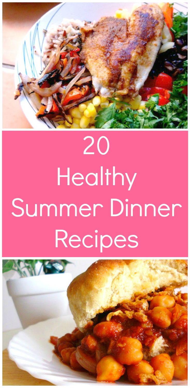 Best 25 Healthy Summer Dinner Recipes Ideas On Pinterest -6494
