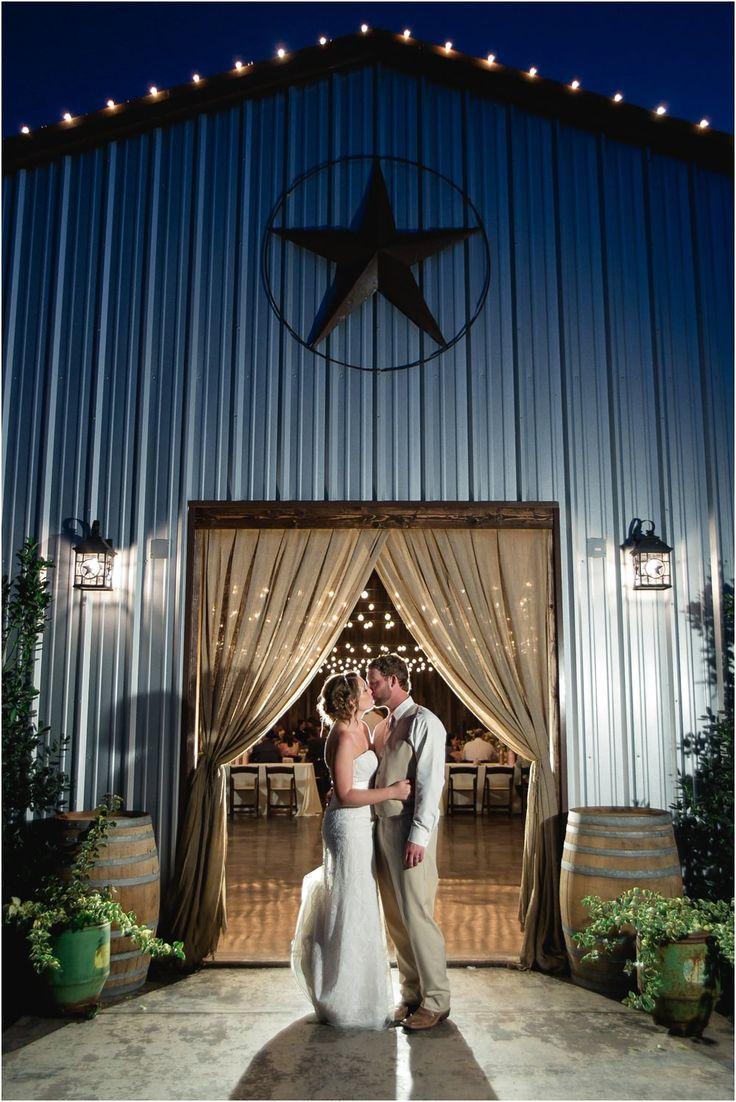 Classy Rustic Cotton Creek Barn Wedding Caitlin