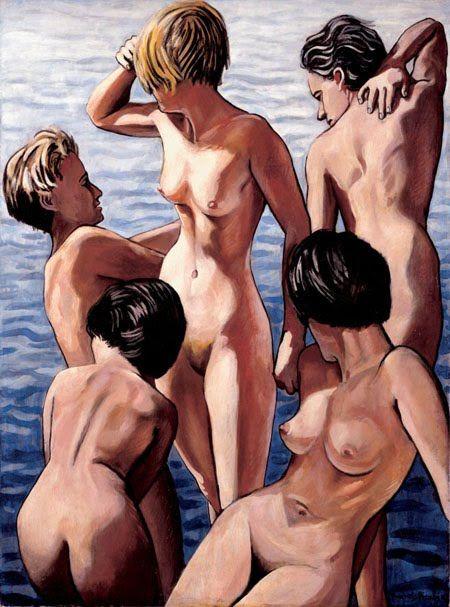 Cinq femmes 1941-43 Francis Picabia