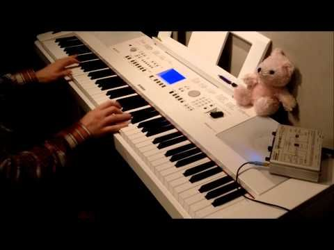 Afric Simone - Hafanana - Piano cover (studio ver.) by Jan Gajdosik - YouTube