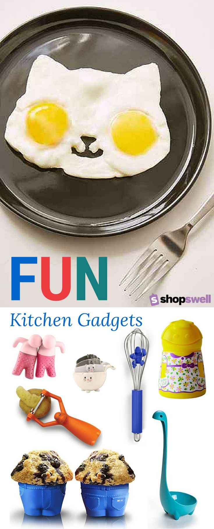 Best 25+ Fun kitchen gadgets ideas on Pinterest | Kitchen gadgets ...