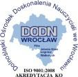 DOLNOŚLĄSKI OŚRODEK   DOSKONALENIA NAUCZYCIELI   we Wrocławiu