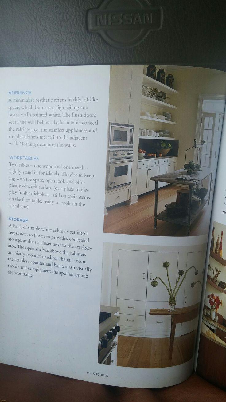 71 best kitchen images on Pinterest | Beautiful kitchen, Bay windows ...