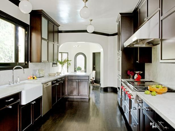 12 Designer Kitchens For Less Rooms Home Garden Television