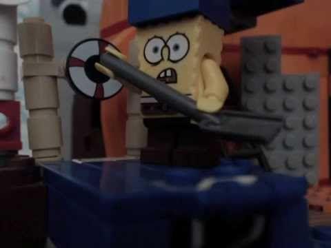 lego spongebob suds - YouTube