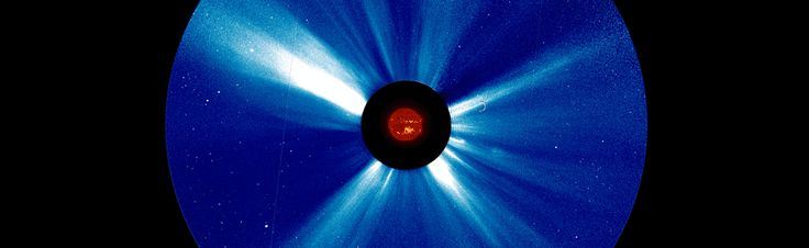 composite animation of CME as observed by SDO