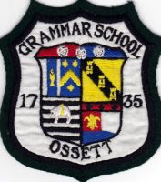 Ossett Grammar School Badge