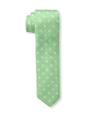 51% OFF Gitman Brothers Men's Woven Neat Tie, Green