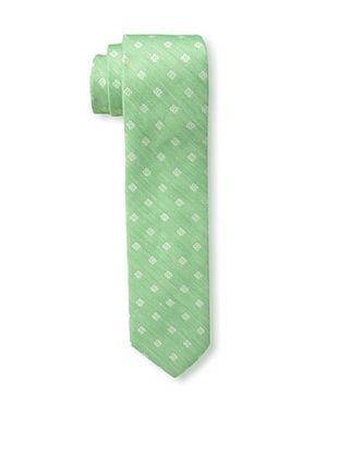 51% OFF Gitman Brothers Men's Woven Neat Tie, Green