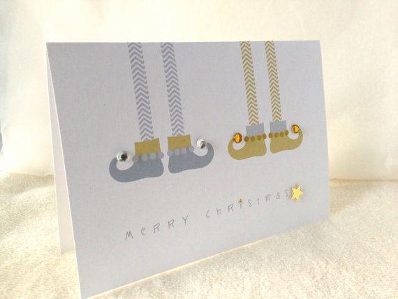 Tarjetas de navidad.  Especiales y con buen estilo. Tarjetas de fiestas/Tarjetas personalizadas/ Praparacion para la Navidad