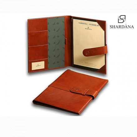 """""""ALL IN"""" FOLDER SHARDANA  Briefcase documents, when opened it becomes a desk side service that allows you to work with elegance on the basis of any support: from the table at your place on the plane. Exclusive design."""