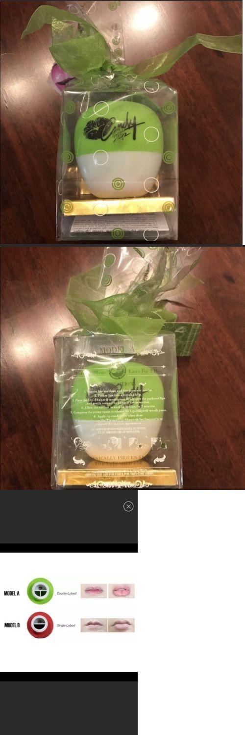 Lip Plumper: Green Apple Lip Plumper -> BUY IT NOW ONLY: $35 on eBay!