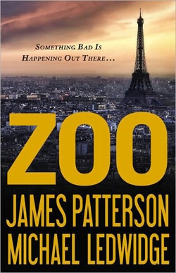 @Overstock - For 36 years, James Patterson has written unputdownable, pulse-racing novels. Now, he has written a book that surpasses all of them. ZOO is the thriller he was born to write.  All over the wor...http://www.overstock.com/Books-Movies-Music-Games/Zoo-Hardcover/6514746/product.html?CID=214117 $17.12