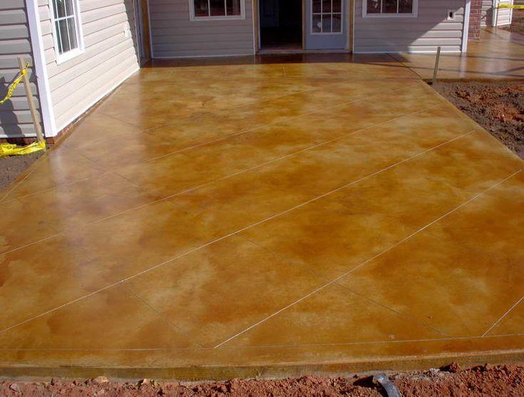 Basement Floor Concrete Design Ideas, Catalyst, Concrete