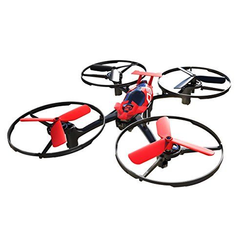 Sky Viper Hover Racer Game Enhanced Battle and Racing Drone - Red 2016 Edition