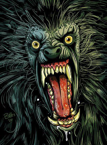 An American Werewolf In London Mrbones American