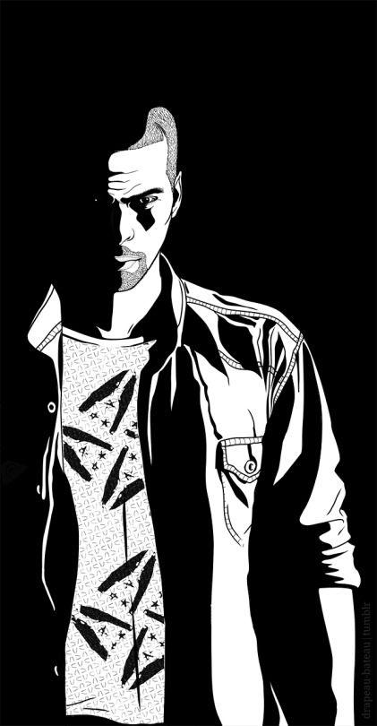 John Shepard - fanart