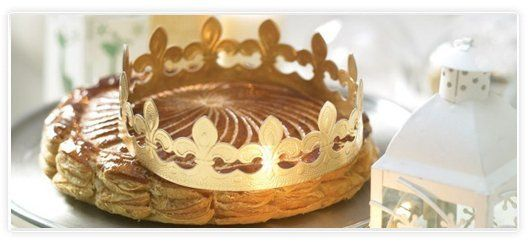 33 best images about la galette des rois on pinterest for Decoration epiphanie