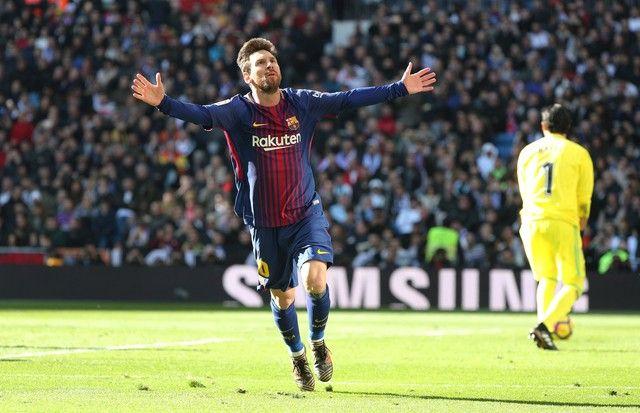 """Sob tutela de Messi, Barcelona """"destroça"""" Real Madrid  em casa e já cheira o título https://angorussia.com/desporto/sob-tutela-messi-barcelona-destroca-real-madrid-casa-ja-cheira-titulo/"""