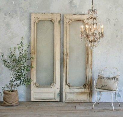 Haustüren alter stil  Die besten 25+ Alte französische türen Ideen nur auf Pinterest ...